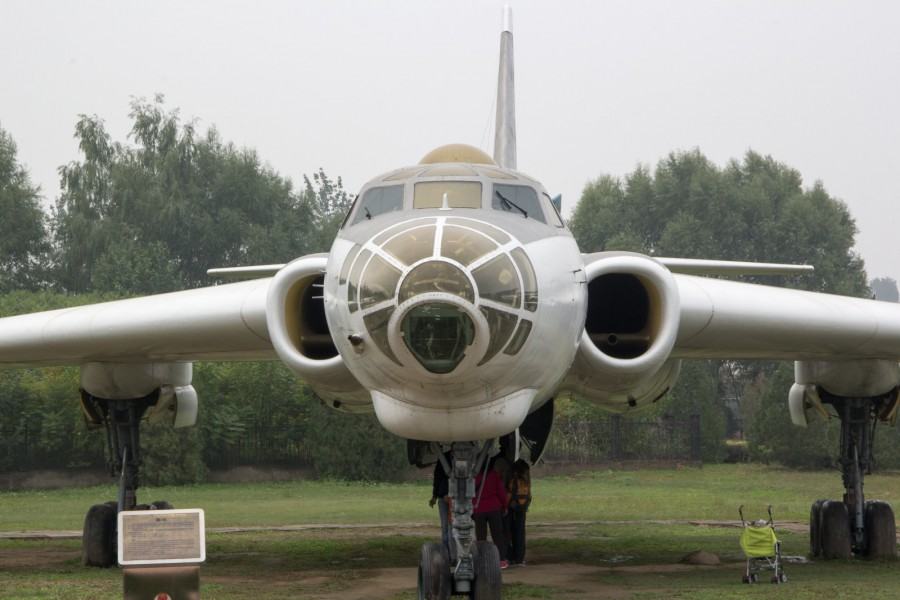 фото музей авиации китая