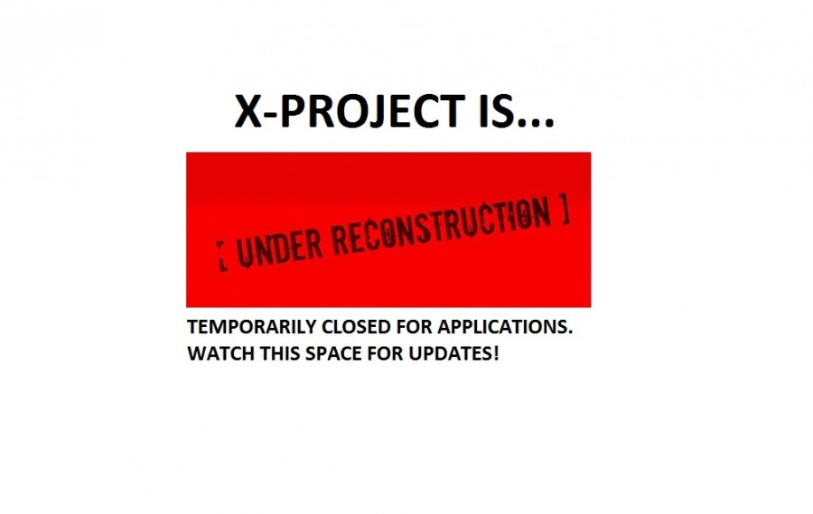 XP Closed for Apps