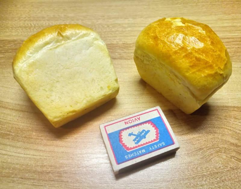 Загадка про белый хлеб