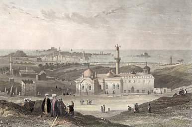 Egypt Alexandria. ca 1850