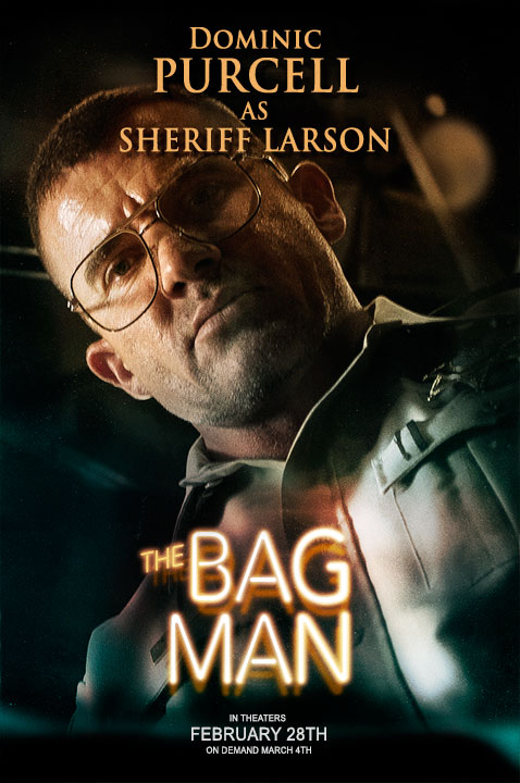 BagMan purcell2 The Bag Man Movie Poster