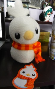 Snowman Torchic