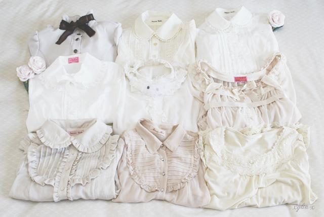 ZZZ beige blouse