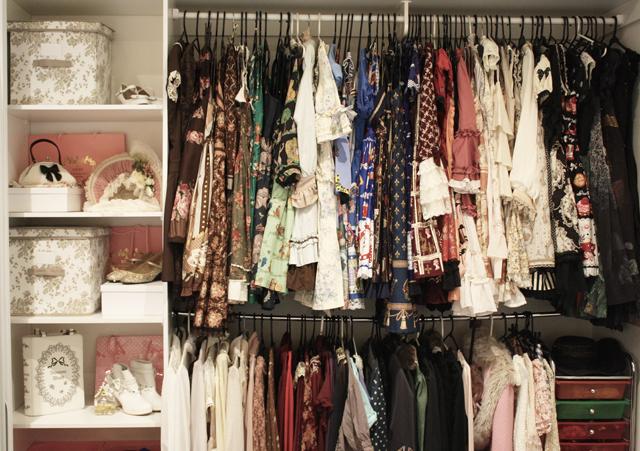 cropped wardrobe