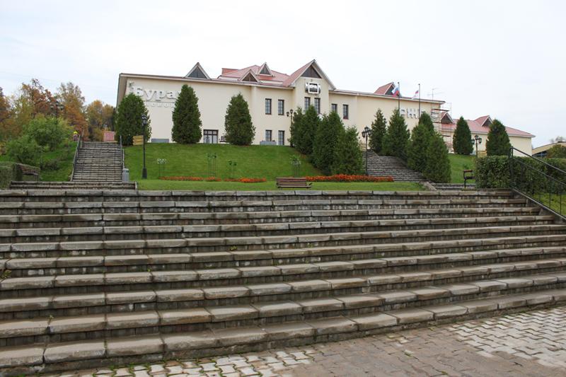 Сергиево-Посадский р-н, Буран  пансионат
