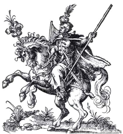 Западноевропейские корни польско-литовских гусар