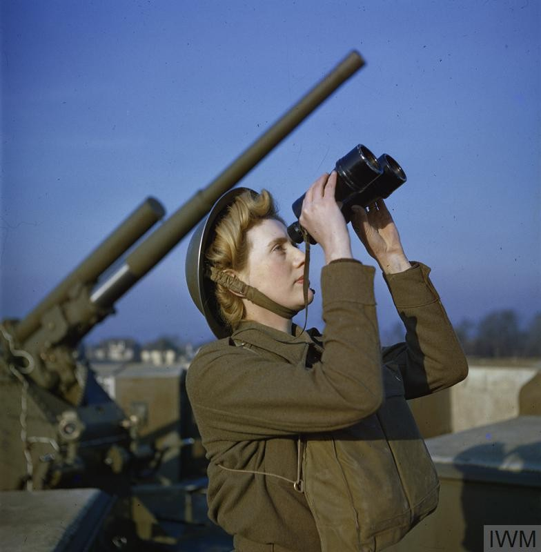 WOMEN AT WAR 1939 – 1945