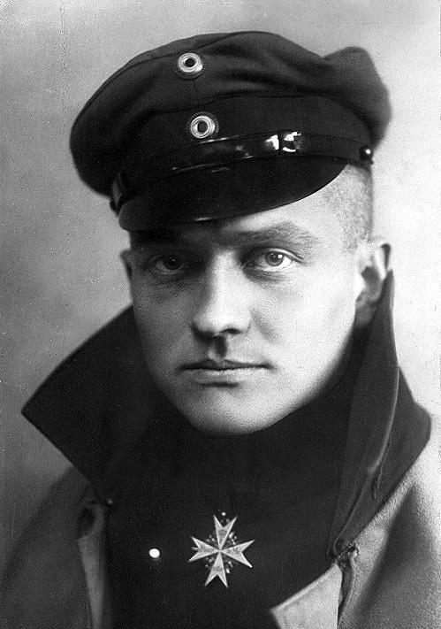 Манфред фон Рихтгофен