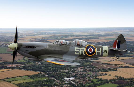 Supermarine Spitfire T9