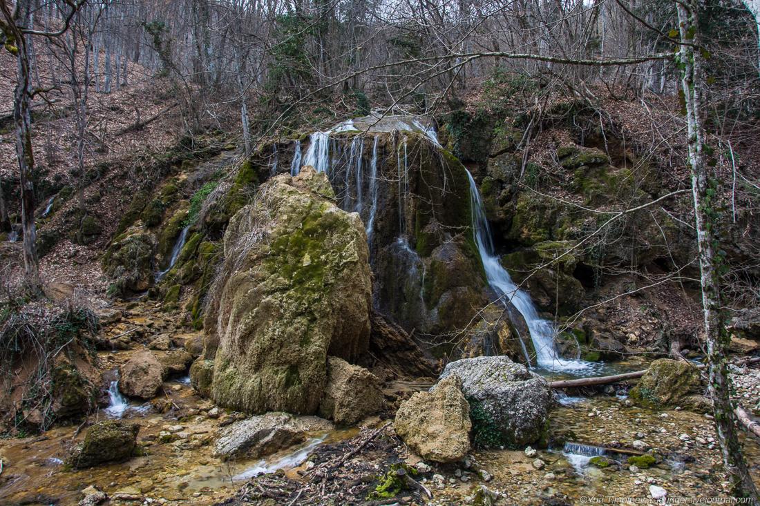 Горчаковщинский водопад и любшанская крепость фото закат