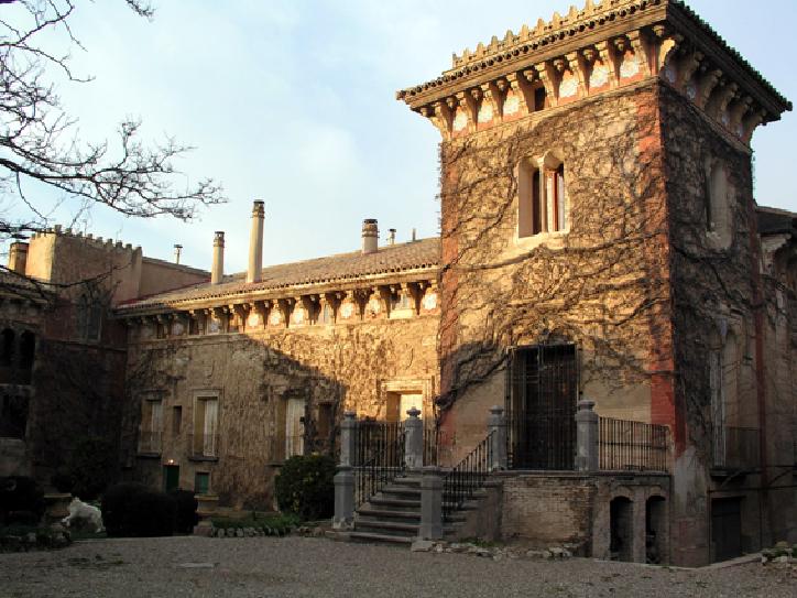 Дворец герцога Вильяэрмоса в Педроле, построенный в стиле арагонского мудехара. Фото со страницы правительства Арагона.