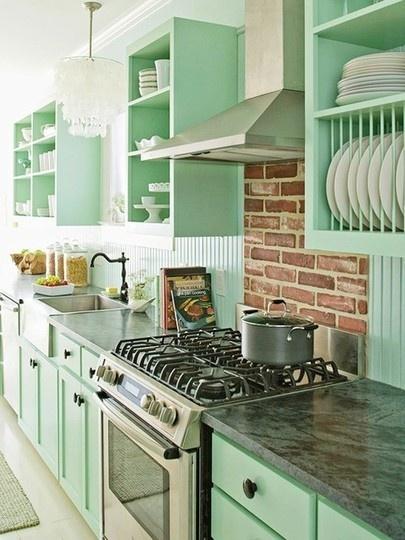 green kitchen (24)