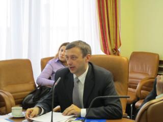 Олег Контонистов, глава представительства ЯНАО в Москве