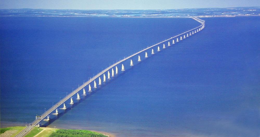 сажает мост изображенный на фотографии соединяет остров с материком презенты