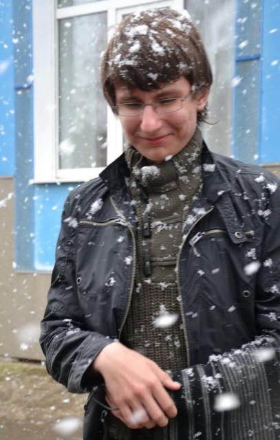 Первый снег или путешествие в машине времени