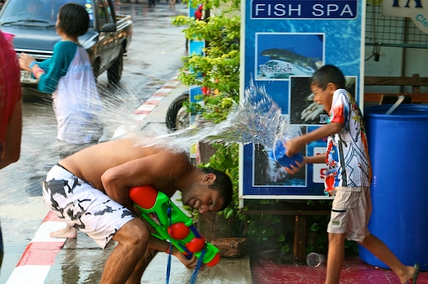 водяная битва