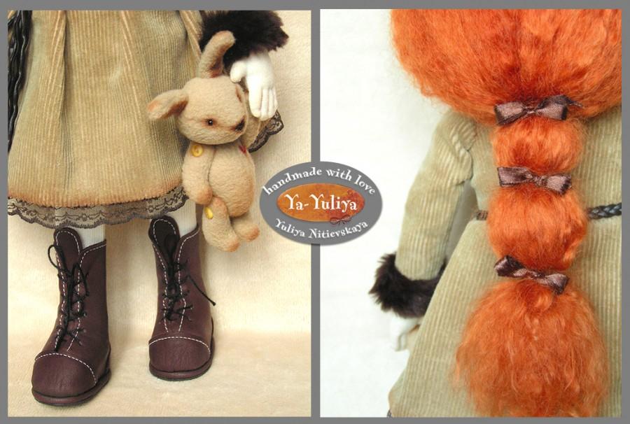Как сделать чтоб куклы стояли