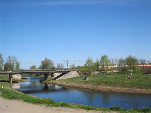 река весной2
