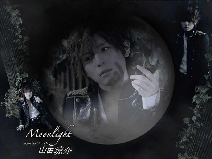 Moonlight (Ryosuke Yamada) <3