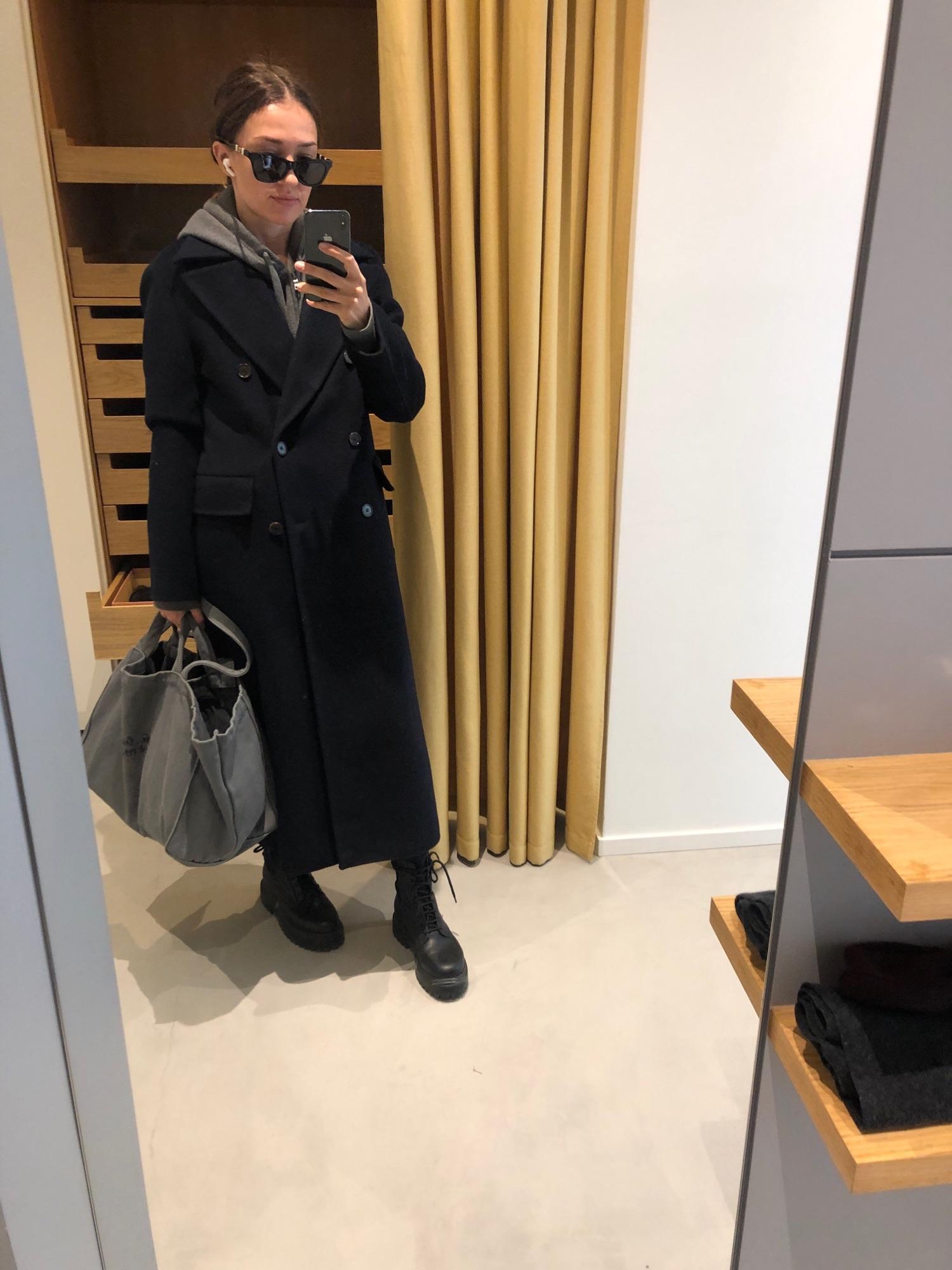 Пальто nanushka