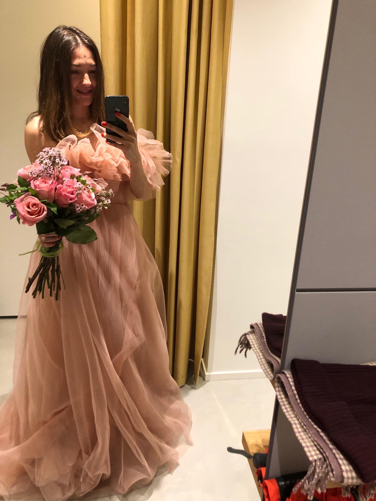 Платье Monetre