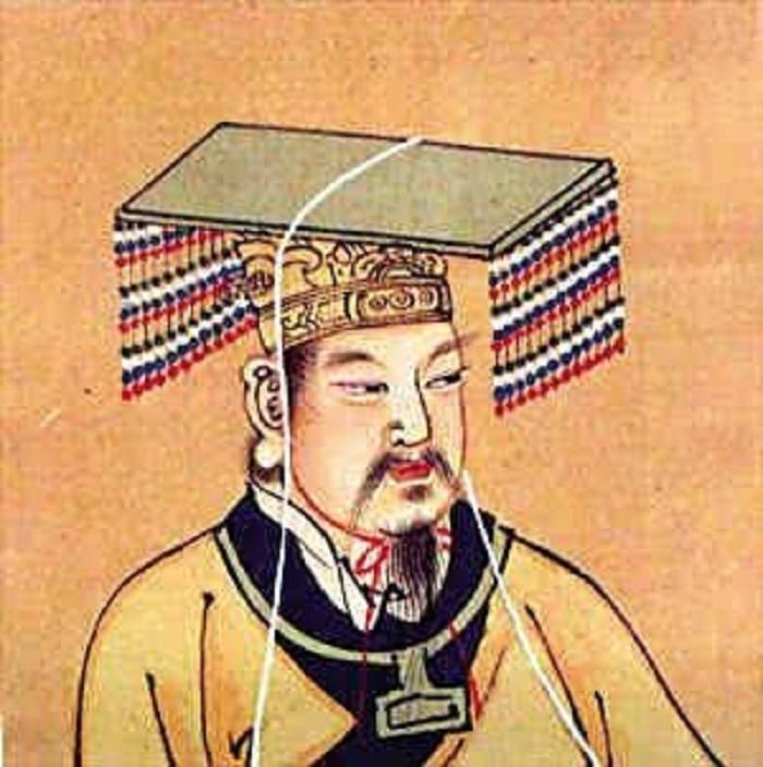 Желтый император сексуальные практики