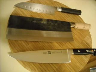 Knife porn