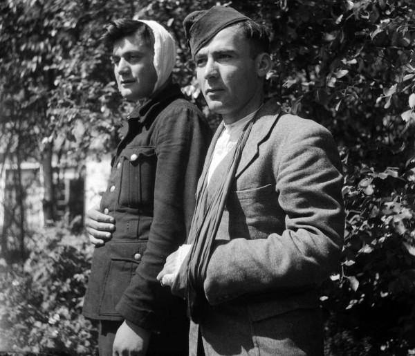 Гитлеровцы продолжали сражаться и после смерти фюрера