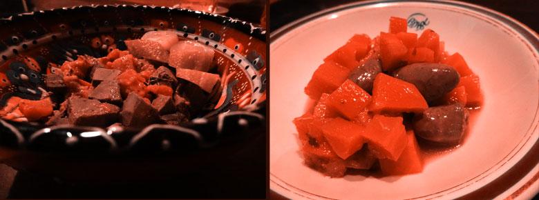 мандариновый-соус