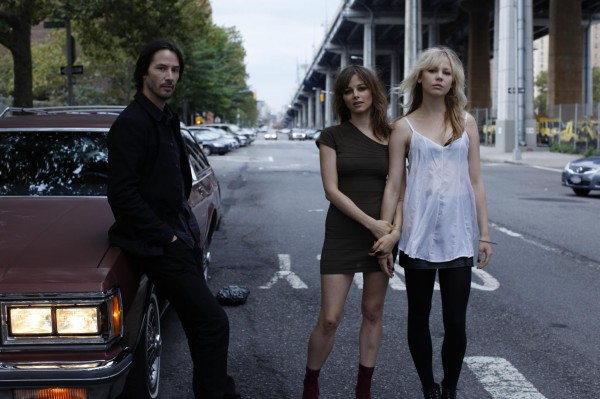 still-of-keanu-reeves,-bojana-novakovic-and-adelaide-clemens-in-generation-um...-(2012)-large-picture