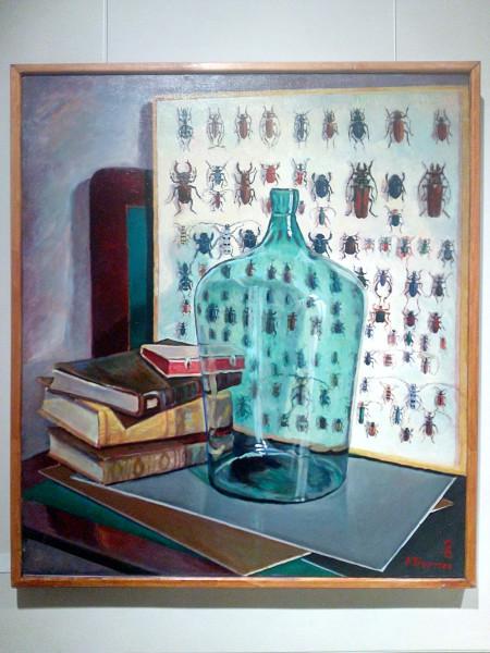 2005_Натюрморт с жуками