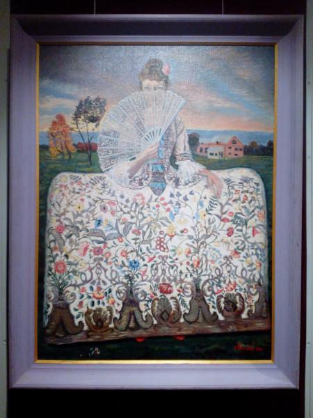 2000_Портрет жены художника
