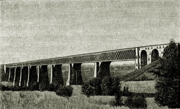 решётчатый мост