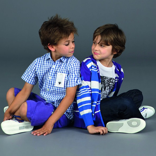 """Детская коллекция """"Весна-Лето 2012"""" Baby Dior"""