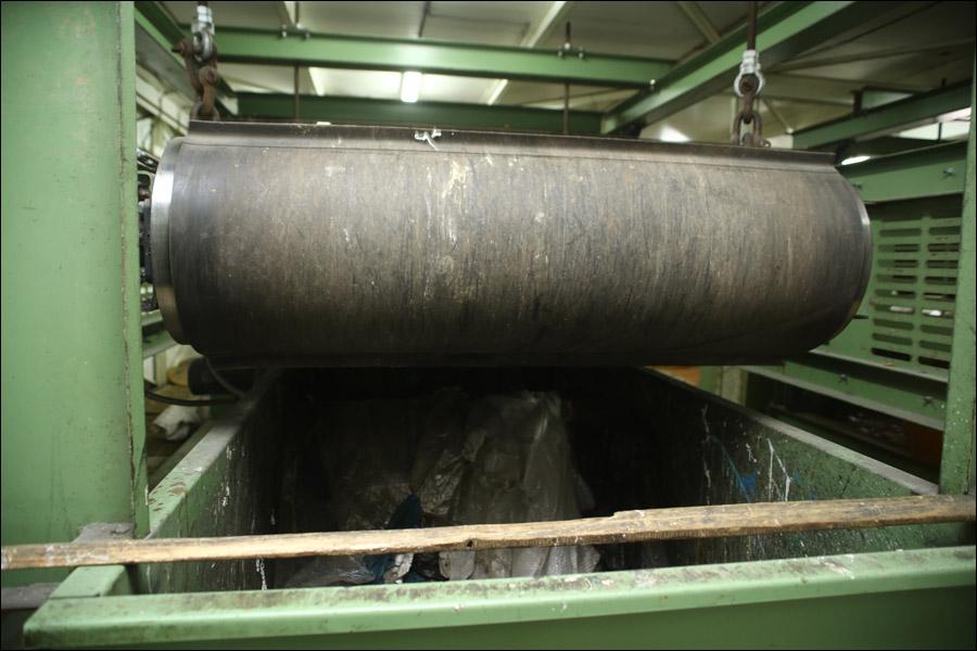 Как работает завод по переработке мусора