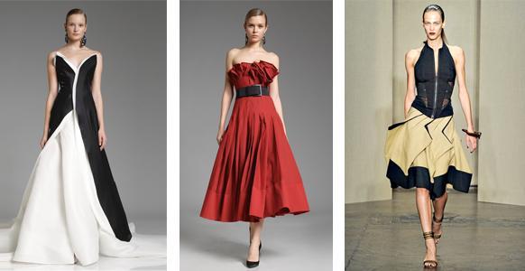 Платье в стиле испания