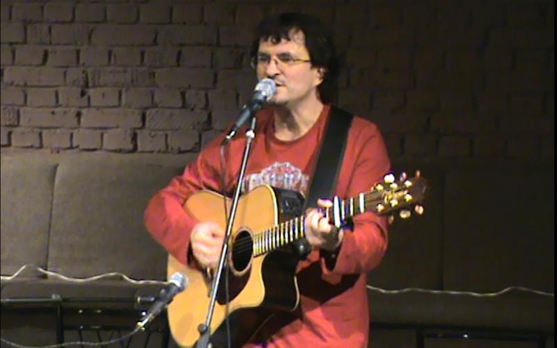 Сергей Труханов. 2008 год