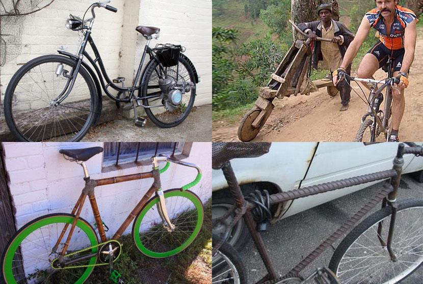 Угадай страну bike bicycle