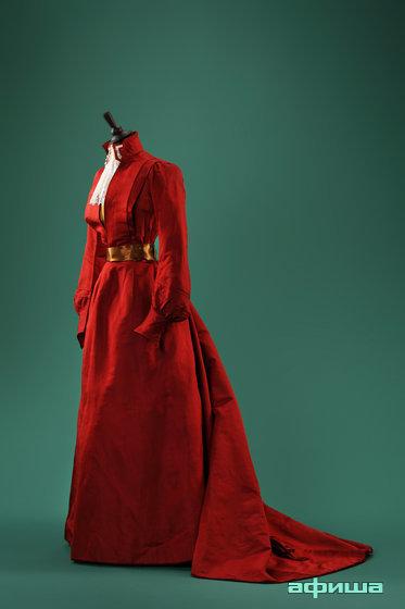 Платье с выставки Васильева