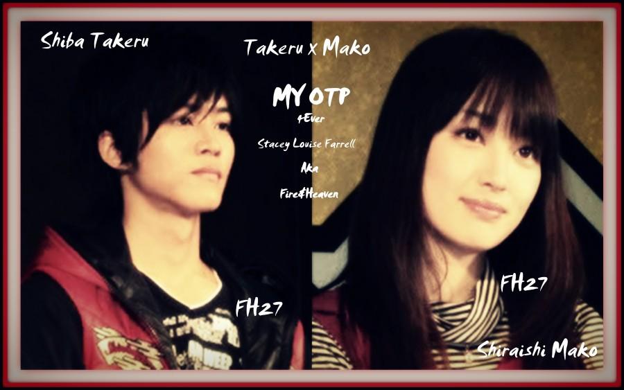 TakeruxMako My OTP  wallpaper