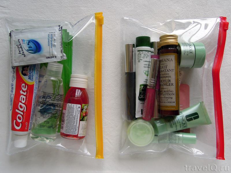 Можно ли в ручной клади провозить дезодорант