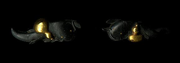 menuki_catfish