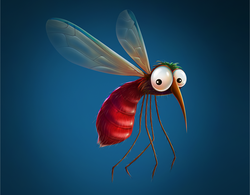 Будут сосать: петербуржцев предупредили о нашествии комаров