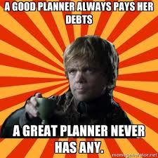 Godd-planner