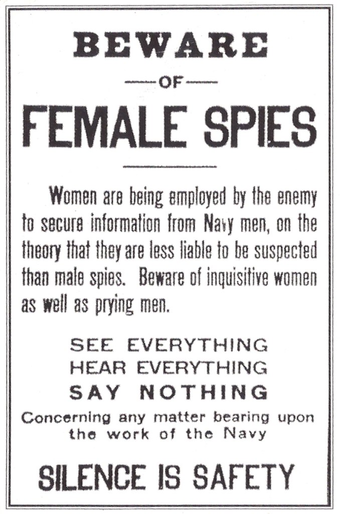 Female-Spies