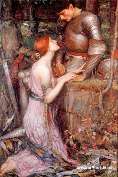 Knight-John-William-Waterhouse