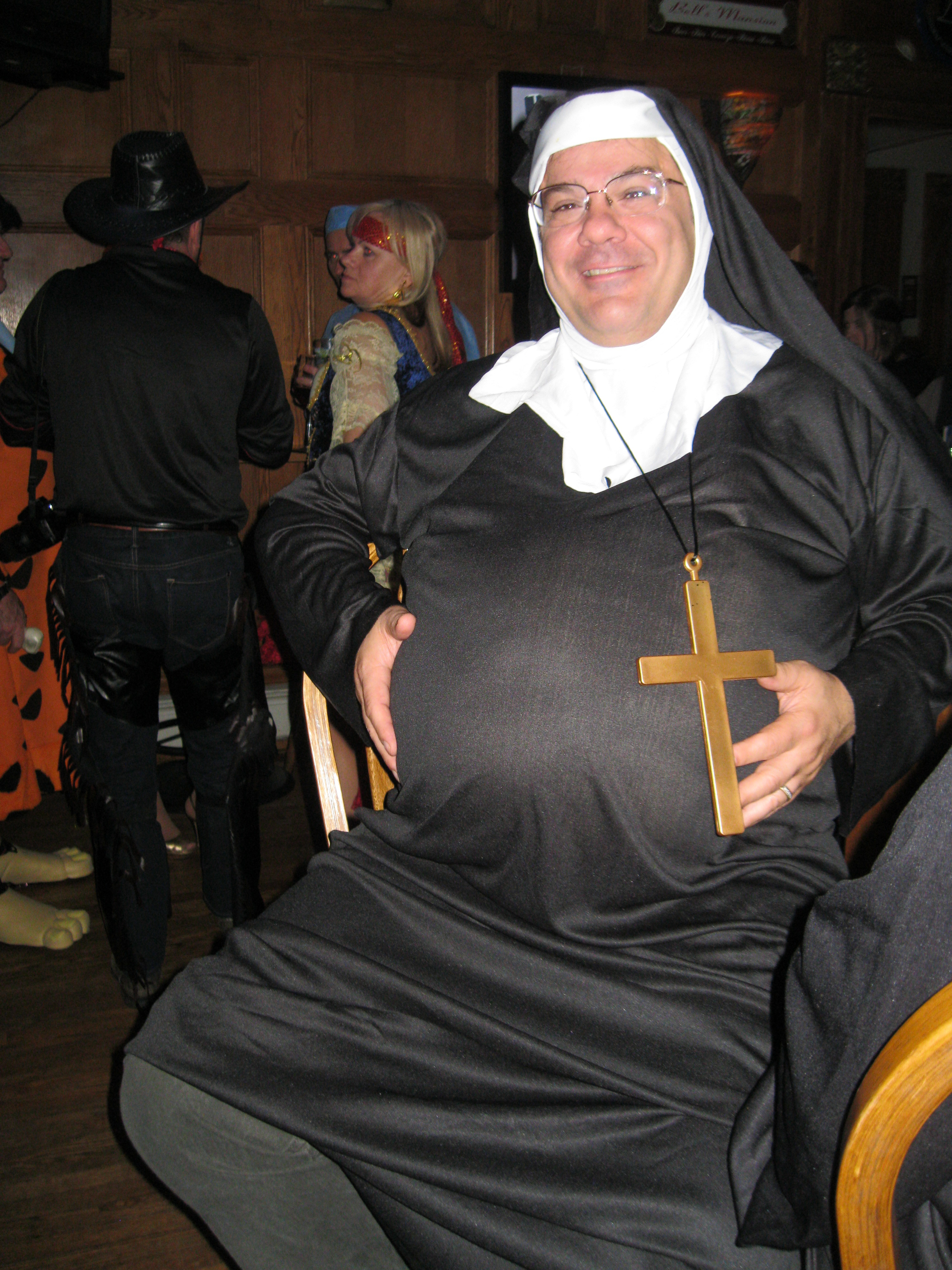 14-Pregnant_Nun