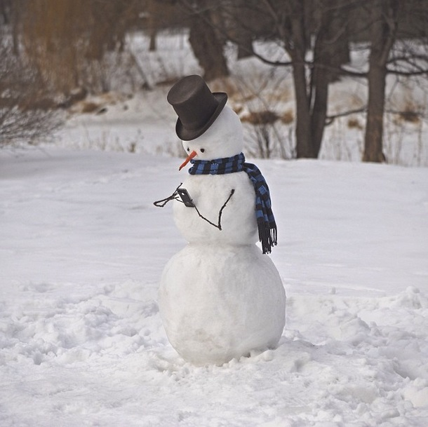 funny-snowman-smartphone