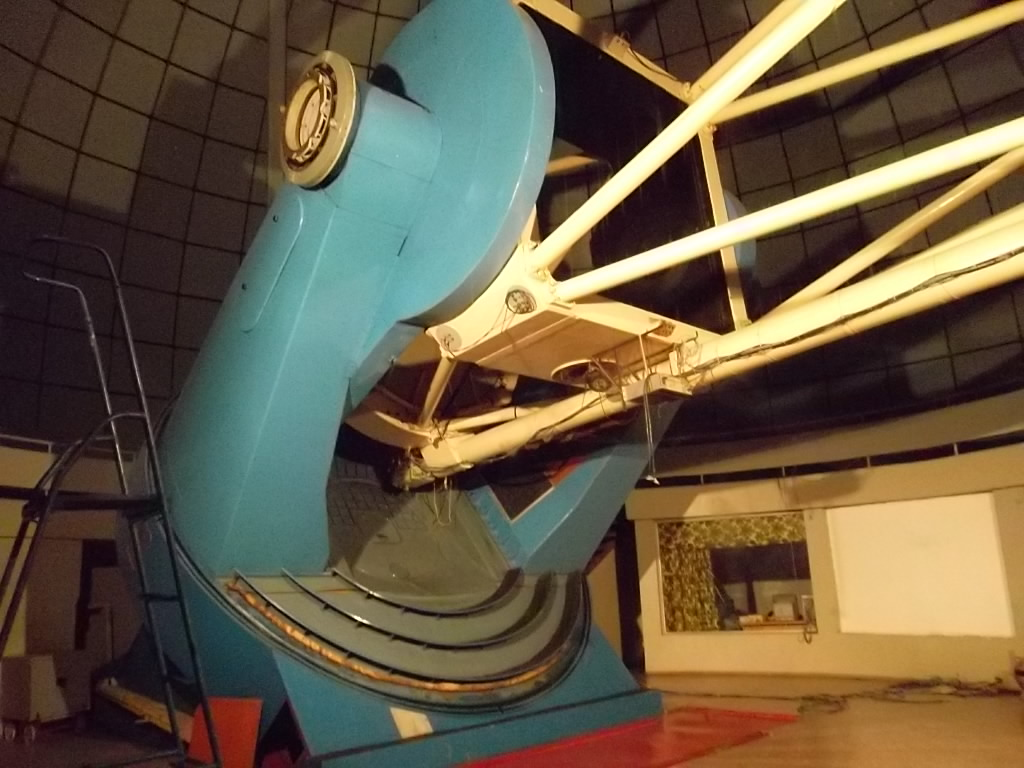 Телескоп - Бюракан