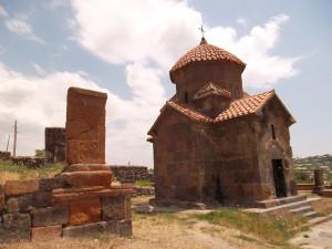 Церковь Кармравор (VII век)